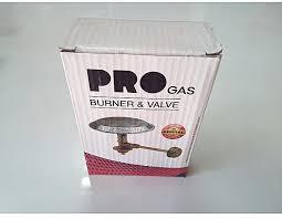Image: Pro gas burner