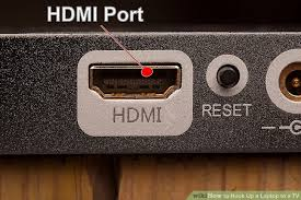 Image: HDMI port