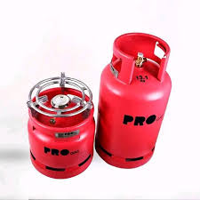 Image: Pro gas cylinders