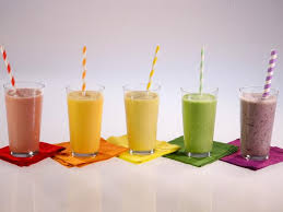 Image: Smoothie from a blender