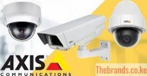 Image: Axis CCTV camera