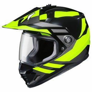 Image: Dual sport helmet
