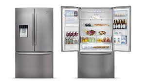 Image: French door fridge