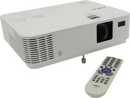 Image: Nec projector