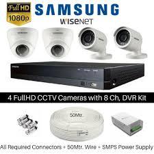 Image: Samsung CCTV cameras