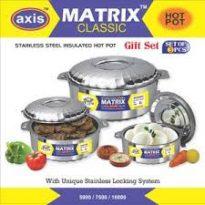 Matrix hot pot