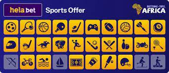 sports on helabet