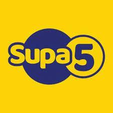 supa 5 logo