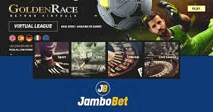 Jambobet betting options