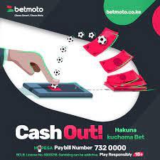 cashout betmoto