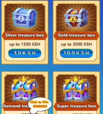 luck box