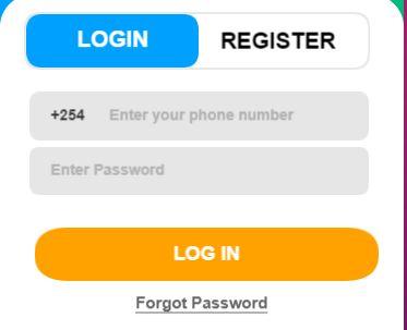 pesaclub login page